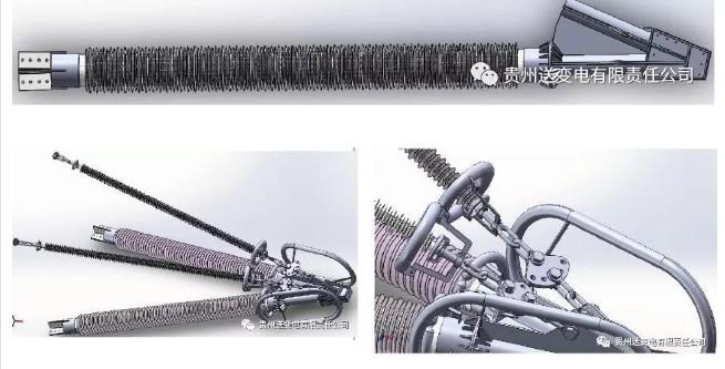 备受关注的南方电网公司首次试点应用的新型材料复合横担在公司承建的湛江500千伏大唐雷州电厂接入系统线路工程(第一标段)施工现场成功应用