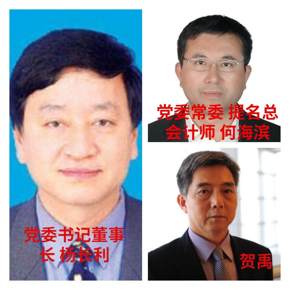 中国广核集团有限公司领导班子调整  杨长利任党委书记、董事长